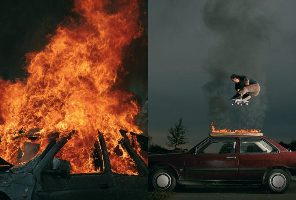Burn, baby, burn / Copyright: maximilianprechtel.com/portfolio/do-or-die