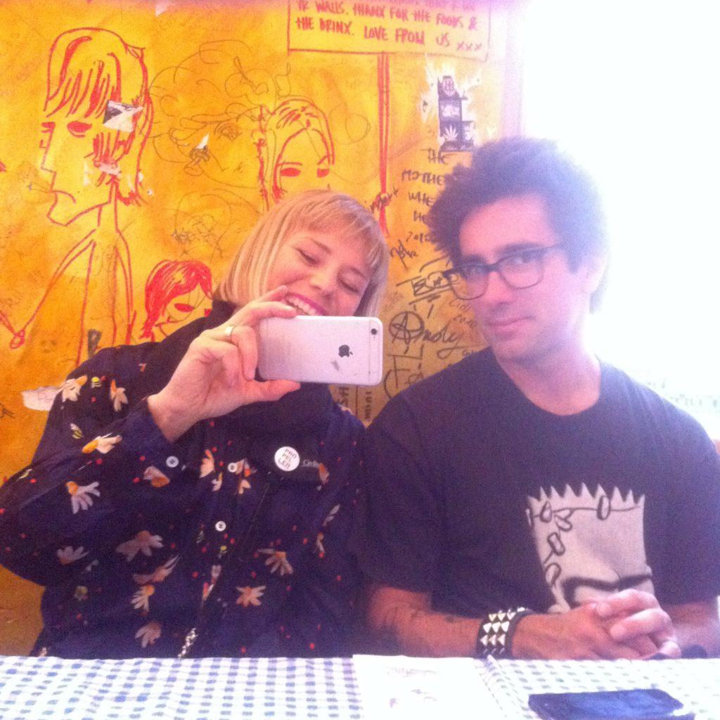 Steffi Wolter und TNT