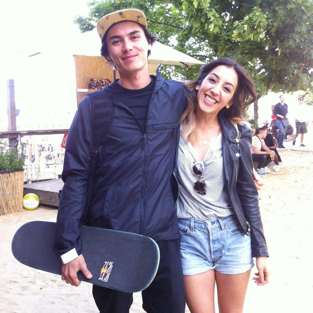 keep it heartcore like Denny & Sara