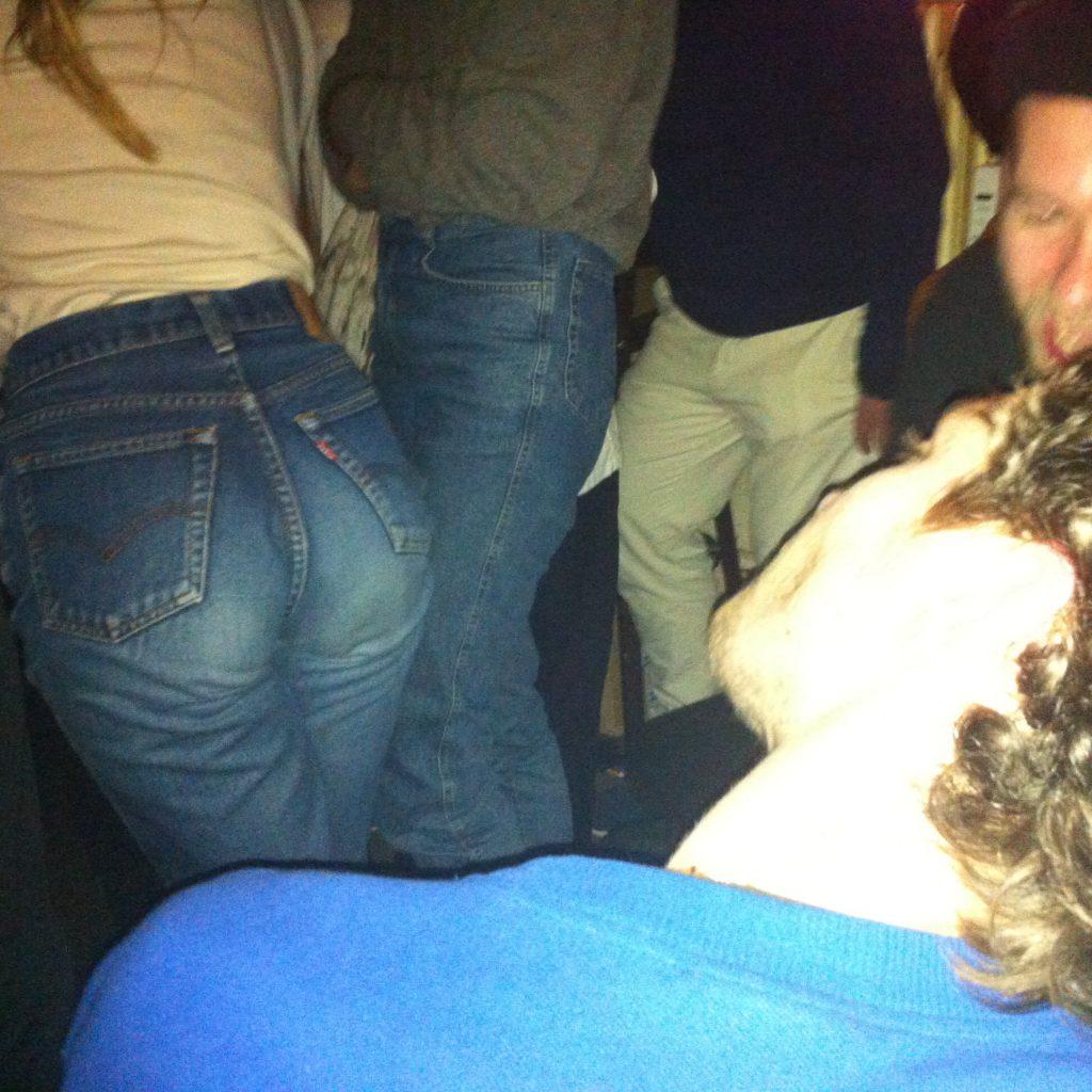 Nizan von Stanley WE & his babe's back