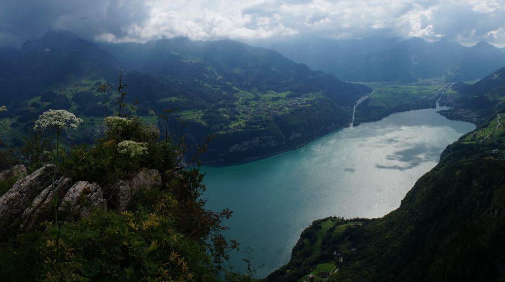 Ne gude Zeit am Walensee in der Schweiz