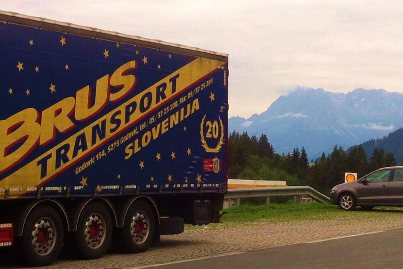 Keep on truckin'!