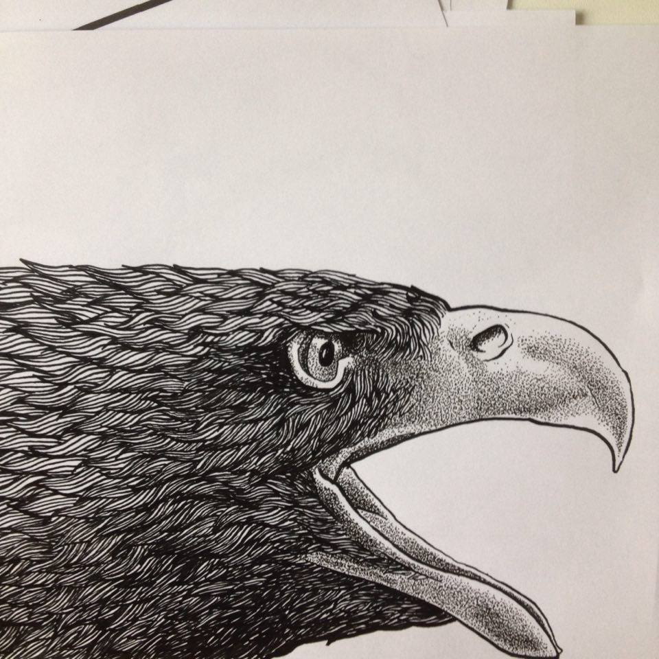 """""""The Eagle"""" Detail"""