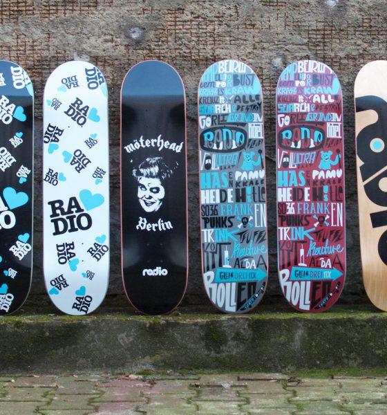 80f2ba21e0c Radio Skateboards x Boggie Gramb - GUDE ZEIT